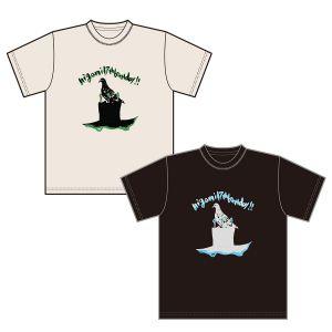 とけたマジシャンTシャツの商品画像